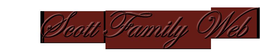 Scott Family Web: our virtual kitchen table